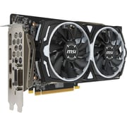 MSI ARMOR RX 580 ARMOR 8G OC Radeon RX 580 Graphic Card, 1.37 GHz Boost Clock, 8 GB GDDR5, PCI Express x16