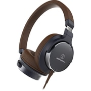 Audio-Technica On-Ear High-Resolution Audio Headphones (ATH-SR5NBW)