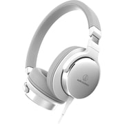 Audio-Technica On-Ear High-Resolution Audio Headphones (ATH-SR5WH)