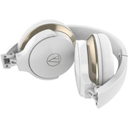 Audio-Technica ATH-AR3BT SonicFuel Wireless On-Ear Headphones with Mic & Control (ATH-AR3BTWH)
