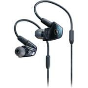 Audio-Technica In-Ear Quad Armature Driver Headphones with In-line Mic & Control