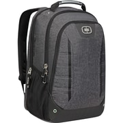 "Ogio Circuit Carrying Case (Backpack) for 17"" Notebook, Dark Static, Black"