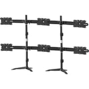 """Amer Hex Flat Panel Max 32 """"Monitor Stand with VESA Mounting Support (AMR6S32)"""