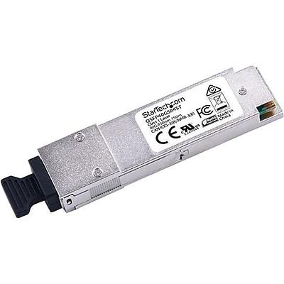 StarTech Cisco QSFP-40G-SR4 Compatible QSFP+, 40 Gigabit Fiber 40GBase-SR4 QSFP+ Transceiver, MM MPO, 150 m (492 ft), 850nm