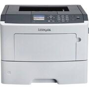 Lexmark MS510DN Laser Printer, Monochrome, 1200 x 1200 dpi Print, Plain Paper Print, Desktop