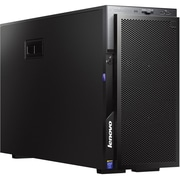 Lenovo System x x3500 M5 5464NFU 5U Tower Server, Intel Xeon E5-2650 v3 Deca-core (10 Core) 2.30 GHz, 16 GB Installed DDR4 SDRAM