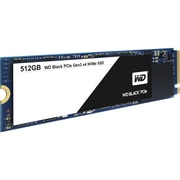WD Black 512GB Performance SSD, 8 Gb/s M.2 2280 PCIe NVMe Solid State Drive, WDS512G1X0C