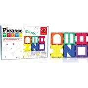 PicassoTiles 42 Piece Magnetic Set (PT42)