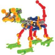 PicassoTiles 100 Piece Interlocking 3D Block Set