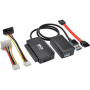 "Tripp Lite USB 3.0 SuperSpeed to SATA/IDE Adapter 2.5/3.5/5.25"" Hard Drives"