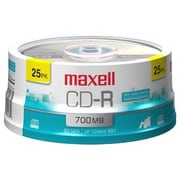 Maxell 48X CD-R Media (648446)