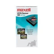 Maxell VHS Head Cleaner (290038)