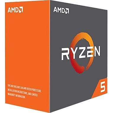 AMD Ryzen 5 1600X Hexa-core (6 Core) 3.60 GHz Processor, Socket AM4Retail Pack