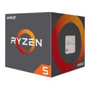 AMD Ryzen 5 1600 Hexa-core (6 Core) 3.20 GHz Processor, Socket AM4Retail Pack