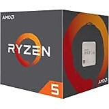 AMD Ryzen 5 1600 Hexa-core (6 Core) 3.20 GHz Processor, Socket AM4Retail Pack