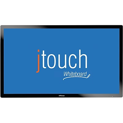 InFocus JTouch 65-inch Whiteboard with Capacitive Touch (INF6502WB)