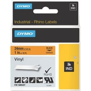 Dymo Black on Orange Color Coded Label (1805427)