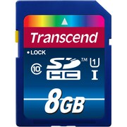 Transcend 8 GB SDHC (TS8GSDU1)