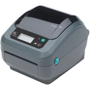 Zebra GX420d Direct Thermal Printer, Monochrome, Desktop, Label Print