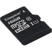 Kingston 16 GB microSDHC (SDC10G2/16GBSP)