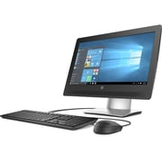 "HP Business Desktop ProOne 400 G2 All-in-One Computer, Intel Pentium G4400 3.30 GHz, 4 GB DDR4 SDRAM, 500 GB HDD, 20"" 1600 x 900"
