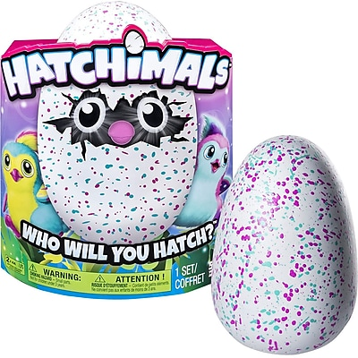 Spin Master Hatchimals, Pengualas Purple Egg IM14V1369