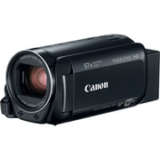 "Canon VIXIA HF R800 Digital Camcorder, 3"", Touchscreen LCD, CMOS, Full HD, Black"