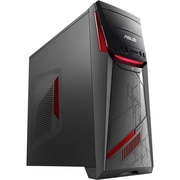 Asus G11CD-DS52-GTX1060 VR Ready Desktop Computer, Intel Core i5 i5-7400 3GHz, 8GB DDR4 SDRAM, 1 TB HDD, Windows 10 64bit, Tower