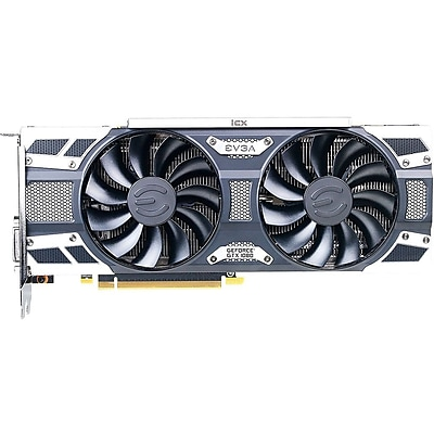 EVGA GeForce GTX 1080 Graphic Card, 1.71 GHz Core, 1.85 GHz Boost Clock, 8 GB GDDR5X, Dual Slot Space Required IM18N6815