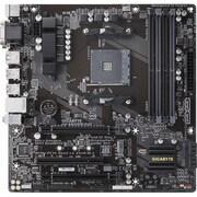 Gigabyte Ultra Durable GA-AB350M-D3H Desktop Motherboard, AMD Chipset, Socket AM4