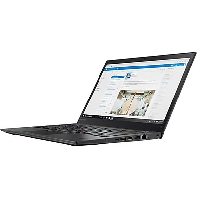 Lenovo ThinkPad T470s 20JS0018US 14
