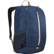 "Case Logic Ibira IBIR-115 Carrying Case (Backpack) for 15.6"" MacBook, Notebook, Tablet, iPad, Blue"