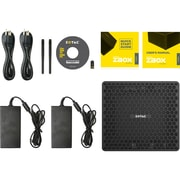 Zotac ZBOX E MAGNUS EN1080K VR Ready Desktop Computer, Intel Core i7 (7th Gen) i7-7700 3.60 GHz DDR4 SDRAM, Mini PC