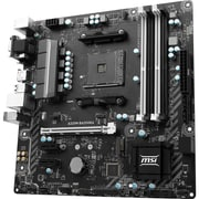 MSI A320M BAZOOKA Desktop Motherboard, AMD A320 Chipset, Socket AM4