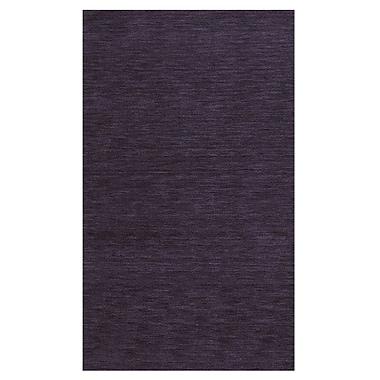 Brayden Studio Larissa Purple Rug; 8' x 11'