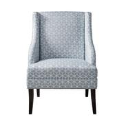 Brayden Studio Santo Swoop Arm Chair