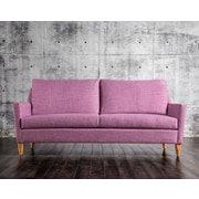 Brayden Studio Nyack Sofa; Purple