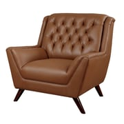 Brayden Studio Napfle Modern Tufted Arm Chair
