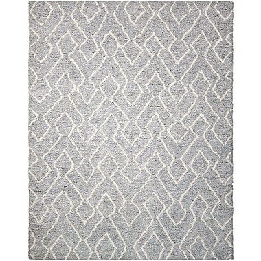 Brayden Studio North Moore Hand-Tufted Area Rug; 5' x 7'