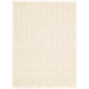 Brayden Studio Rensselear Ivory Area Rug; 5'6'' x 7'6''