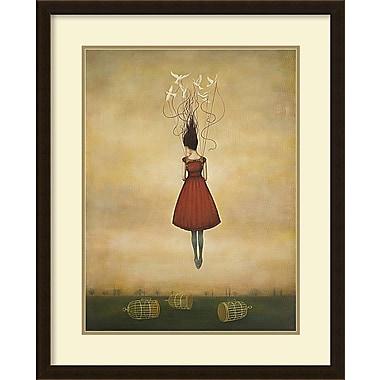 Brayden Studio Suspension of Disbelief Framed Painting Print