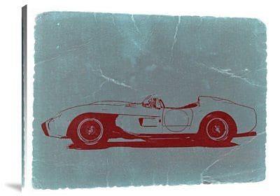 Naxart 'Ferrari Testa Rosa' Graphic Art Print on Canvas; 30'' H x 40'' W x 1.5'' D