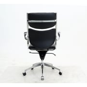 Brayden Studio High-Back Executive Chair; Black