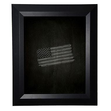 Brayden Studio Angle Blackboard/Chalkboard; 78'' x 54''