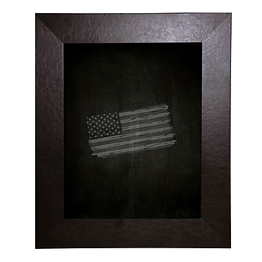 Brayden Studio Leather Chalkboard; 24'' x 78''