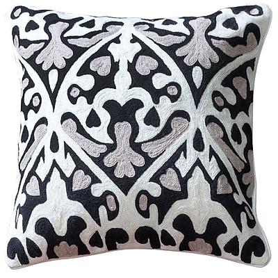 Brayden Studio Monarrez Cotton Throw Pillow