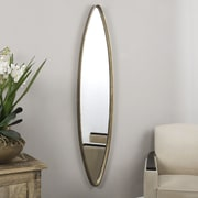 Brayden Studio Oversized Oval Mirror