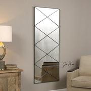 Brayden Studio Rectangle Metal Mirror