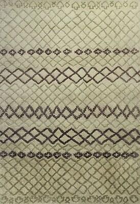 Brayden Studio Haupt Horizons Tan Area Rug; Rectangle 5' x 7'6''