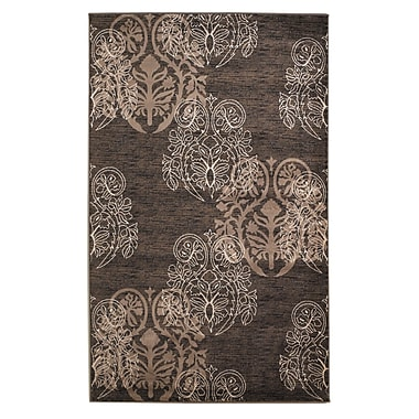 Charlton Home Bloomington Brown Area Rug; Runner 1'11'' x 2'10''